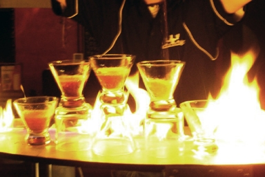 Fire Bar