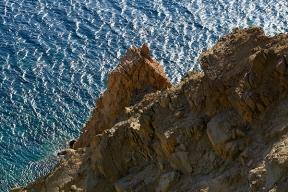Santorini Rocks