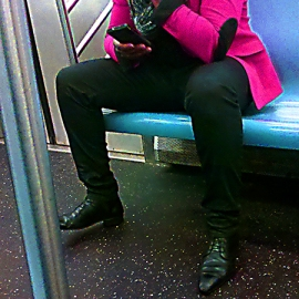 Subway Dude