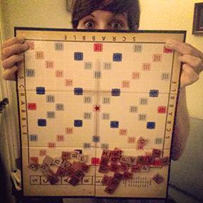 Spritely Scrabble