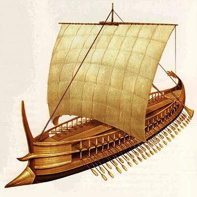 Ulysses Ship