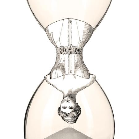 HourglassBlogher