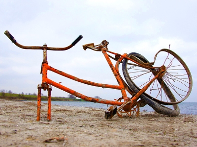 Broken Bicycle